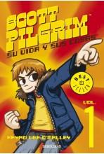 SCOTT PILGRIM 01. SU VIDA Y SUS COSAS (DEBOLSILLO)
