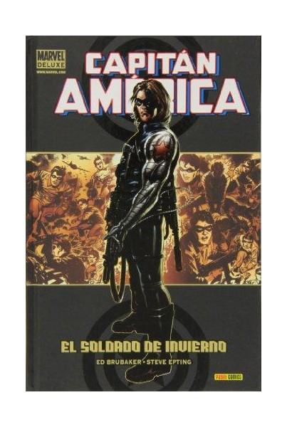 CAPITAN AMERICA #02: EL SOLDADO DE INVIERNO