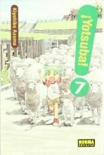 ¡YOTSUBA! 07