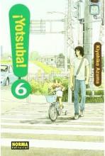 ¡YOTSUBA! 06