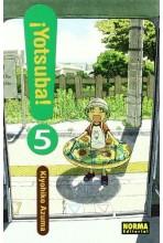 ¡YOTSUBA! 05
