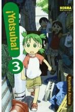 ¡YOTSUBA! 03