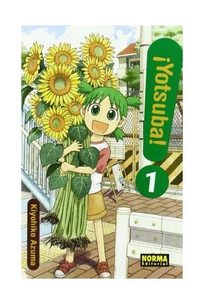 ¡YOTSUBA! 01
