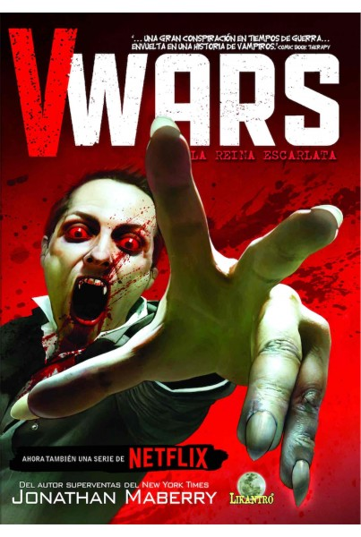 V-WARS #01: LA REINA ESCARLATA