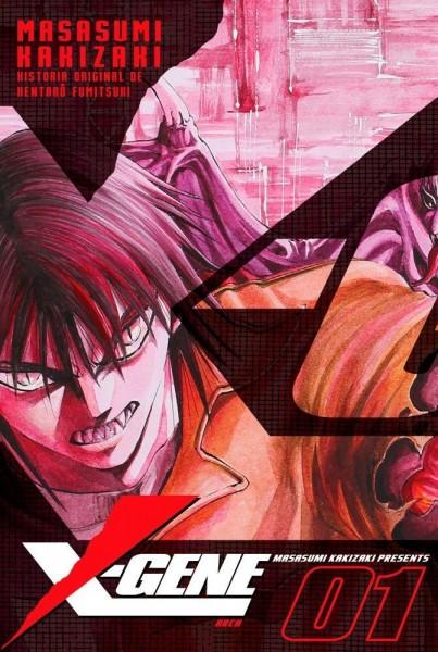 X-GENE #01