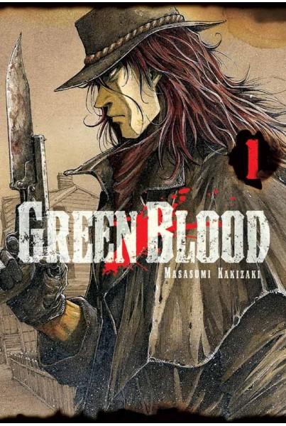 GREEN BLOOD #01