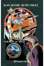 THE LEAGUE OF EXTRAORDINARY GENTLEMEN NEMO: CORAZÓN DE HIELO
