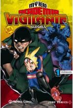 MY HERO ACADEMIA VIGILANTE: ILLEGALS 01