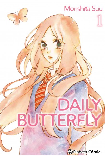 DAILY BUTTERFLY 01 (DE 12)