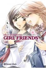 GIRL FRIENDS #01 (DE 5)