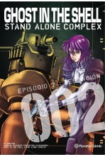 GHOST IN THE SHELL STAND ALONE COMPLEX Nº02/05