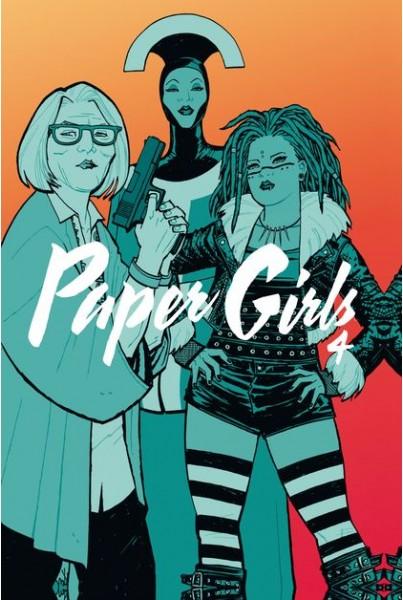 PAPER GIRLS #04 (DE 6)