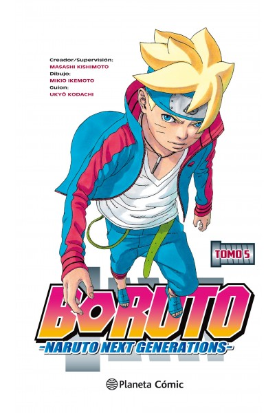 BORUTO #05