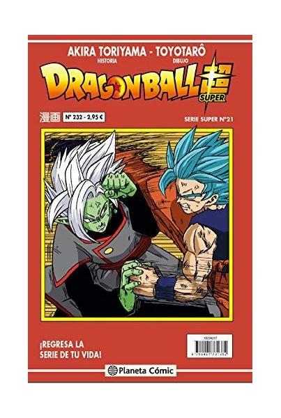 DRAGON BALL SUPER #21 SERIE ROJA 232