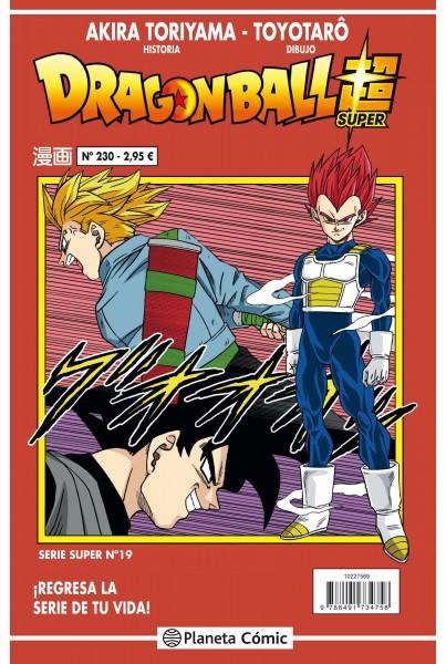 DRAGON BALL SUPER #19 SERIE ROJA 230