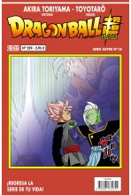 DRAGON BALL SUPER #18 SERIE ROJA 229