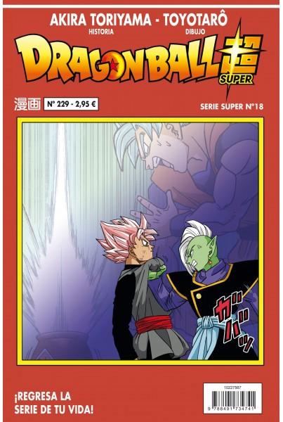 DRAGON BALL SUPER #18 SERIE ROJA 229