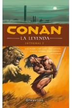 CONAN LA LEYENDA INTEGRAL #02 (DE 4)