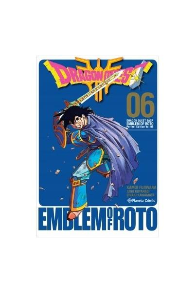 DRAGON QUEST EMBLEM OF ROTO #06 (DE 15)