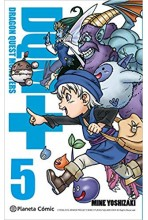 DRAGON QUEST MONSTERS #05 (DE 5)