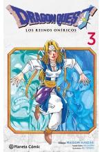 DRAGON QUEST VI: LOS REINOS ONÍRICOS #03 (DE 10)
