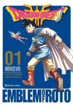 DRAGON QUEST EMBLEM OF ROTO #01 (DE 15)