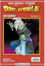 DRAGON BALL SUPER #15 SERIE ROJA 226