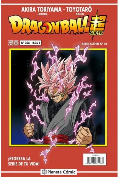 DRAGON BALL SUPER #14 SERIE ROJA 225