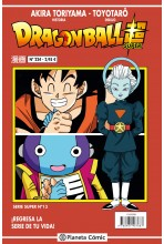 DRAGON BALL SUPER #13 SERIE ROJA 224