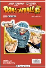 DRAGON BALL SUPER #11 SERIE ROJA 222
