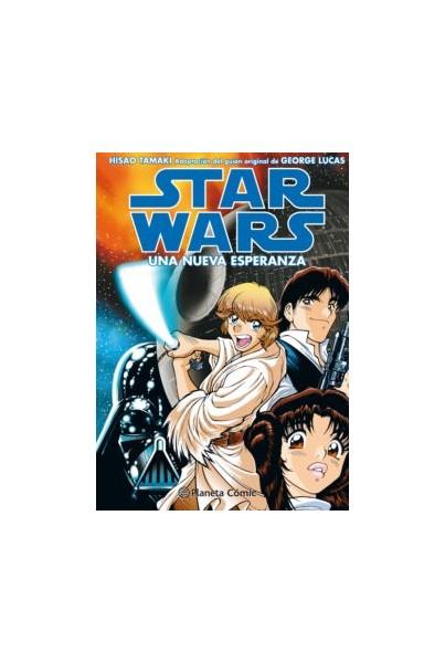 STAR WARS: UNA NUEVA ESPERANZA