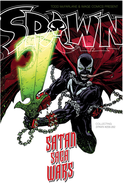 SPAWN: SATÁN SAGA WARS