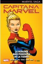 CAPITANA MARVEL 01: LA HEROINA MAS PODEROSA DE LA