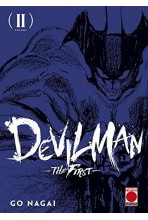 DEVILMAN THE FIRST #02
