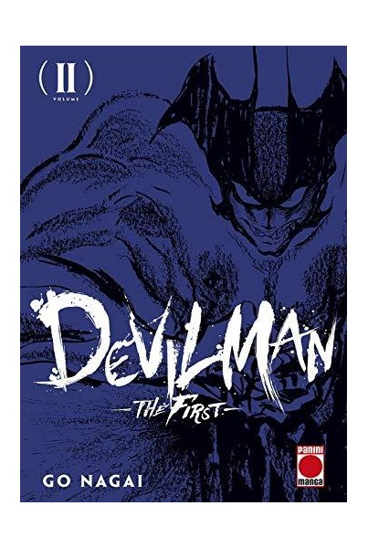 DEVILMAN THE FIRST #02