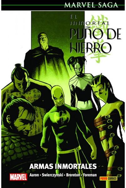 EL INMORTAL PUÑO DE HIERRO 06. ARMAS INMORTALES