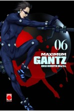 GANTZ MAXIMUM #06