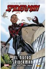 MILES MORALES SPIDERMAN #01: EL NUEVO SPIDERMAN