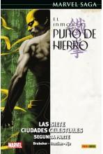 EL INMORTAL PUÑO DE HIERRO 03. LAS SIETE CIUDADES