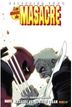 LAS MINIS DE MASACRE #12: MASACRE VS EL VIEJO LOGAN
