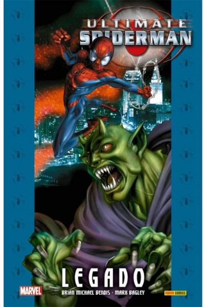 ULTIMATE SPIDERMAN INTEGRAL #02: LEGADO