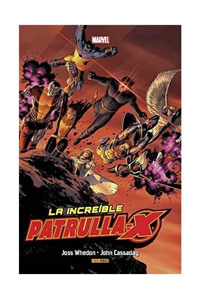 LA INCREÍBLE PATRULLA-X #02