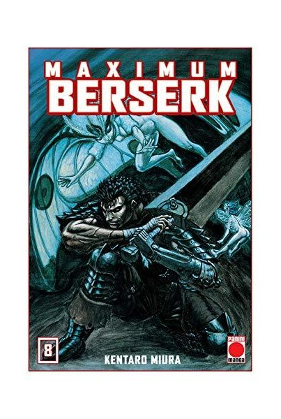BERSERK MAXIMUM #08