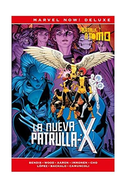 LA PATRULLA-X DE BRIAN M. BENDIS #03: LA BATALLA DEL ÁTOMO