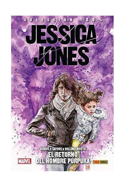 JESSICA JONES 03: EL RETORNO DEL HOMBRE PURPURA
