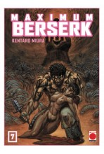 MAXIMUM BERSERK #07