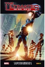THE ULTIMATES #01: SUPERHUMANOS