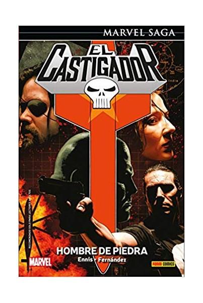 EL CASTIGADOR 09. HOMBRE DE PIEDRA (MARVEL SAGA 42