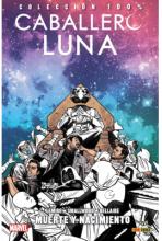 CABALLERO LUNA #06: MUERTE Y NACIMIENTO