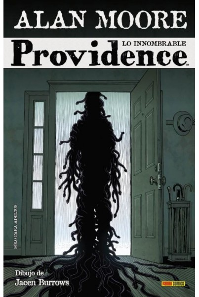 PROVIDENCE #03: LO INNOMBRABLE